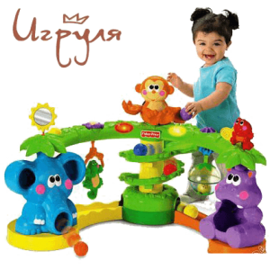 Джунгли Круиз fisher price